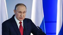 Russia Moves Quickly to Make Putin's New Vision a Reality