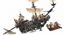 New 'Pirates of the Caribbean: Dead Men Tell No Tales' Ghost Ship Revealed — in Lego Form (Exclusive)
