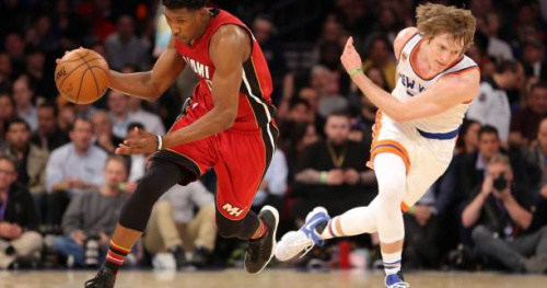 Basket - NBA - NBA : Miami élimine New York, Indiana en danger