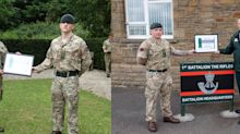 Soldiers praised after helping deliver babies