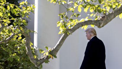 Shifting Saudi story falls flat, Trump cites 'lies'