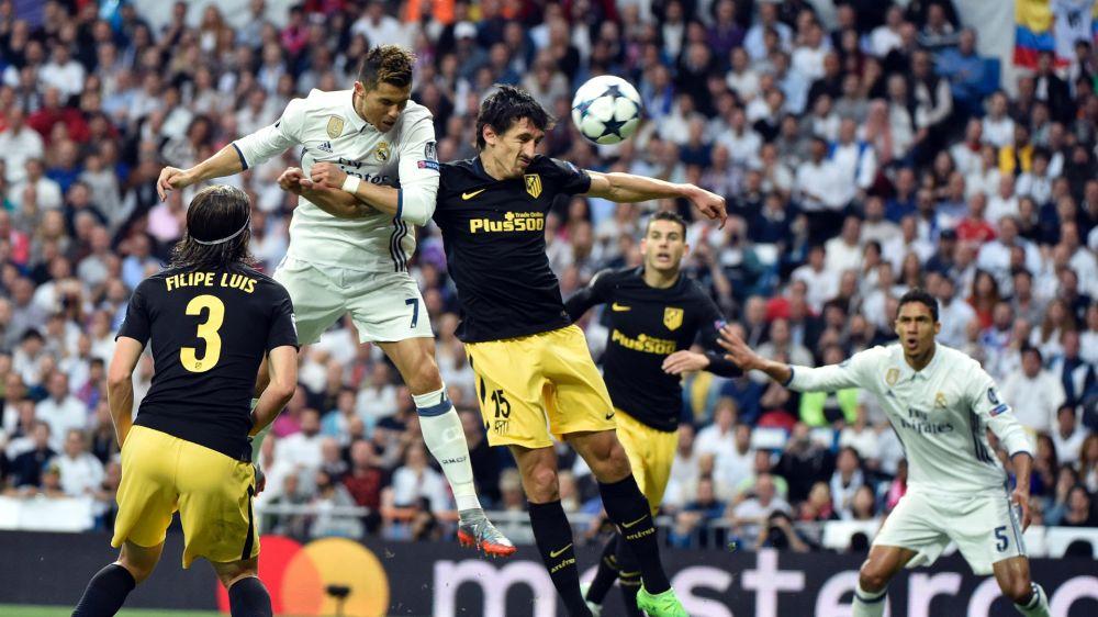 Real Madrid-Atletico Madrid 3-0: Ronaldo ipoteca la finale di Cardiff