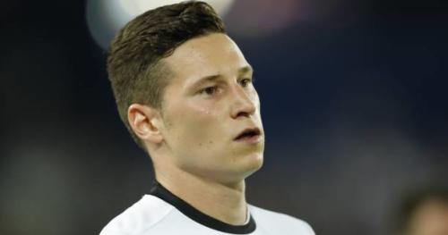 Foot - C. Confédérations - ALL - Julian Draxler sera capitaine de l'Allemagne pour la Coupe des Confédérations