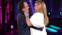 Al Bano e Romina, il bacio dopo un concerto: la gioia dei fan