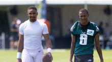 Random Thoughts After 3 Days of Eagles Camp