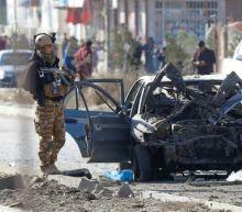 At least 12, including children, killed in Kabul car bomb blast