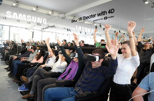 Samsung's Galaxy S7 and Gear 360 event: Here's what you missed