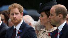 La estrategia de William para que Harry no se casara con Meghan