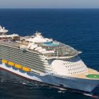 Rule your family vacation on the world's largest cruise ship