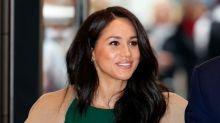 El collar que metió a Meghan Markle en un lío con la monarquía británica