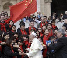 Vatican defends China bishop negotiations on eve of US visit