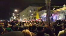 Protesters Rally in Warsaw Against Controversial Judicial Reforms