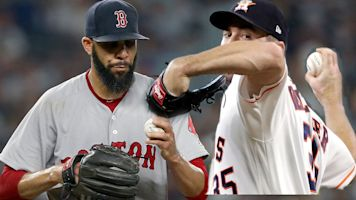 Follow live: Red Sox look to oust Astros in Game 5