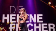 Jede Menge Restkarten: Wie geht es weiter bei Helene Fischer?