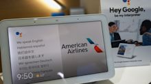 American Airlines starts trialing Google Nest Hubs as translators in its lounges