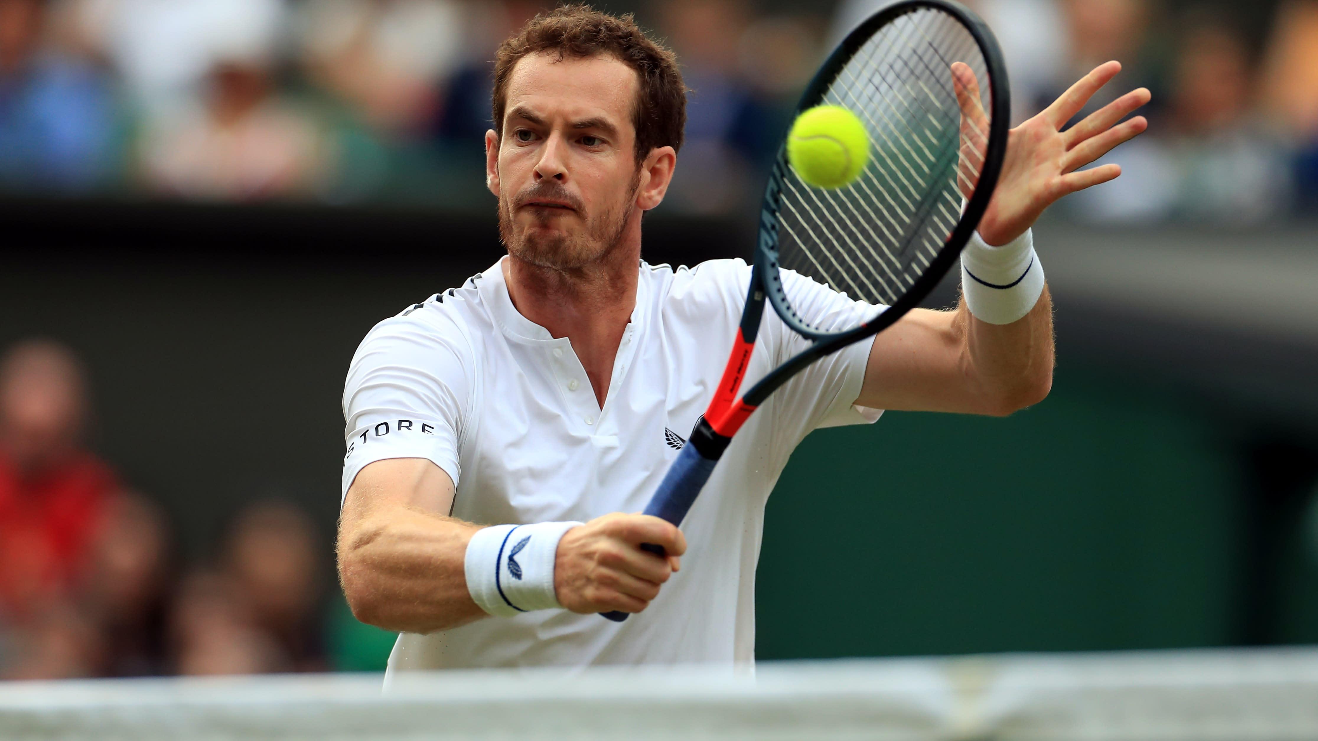 Andy Murray withdraws from bett1HULKS Championships because of injury