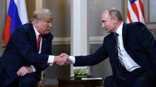 """Trump hofft bei Gipfel in Helsinki auf """"außerordentliche Beziehung"""" zu Putin"""