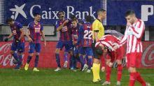 L'Atlético Madrid chute à Eibar 2-0