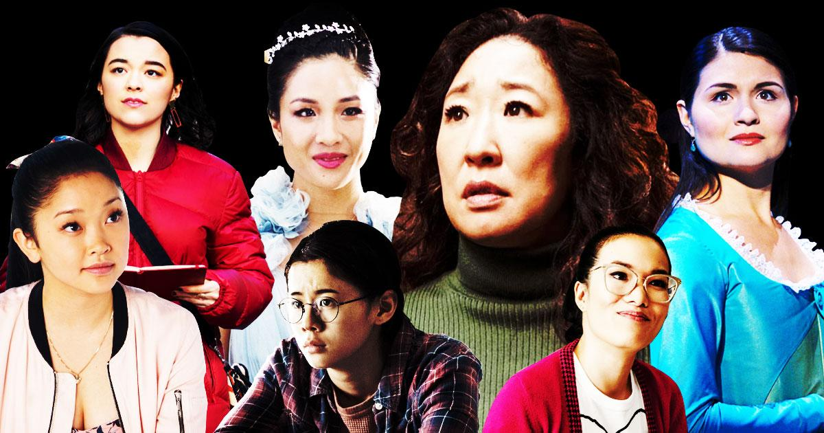 www.yahoo.com: How 2020's Asian Actresses Helped Me Connect My Daughter To Our Culture