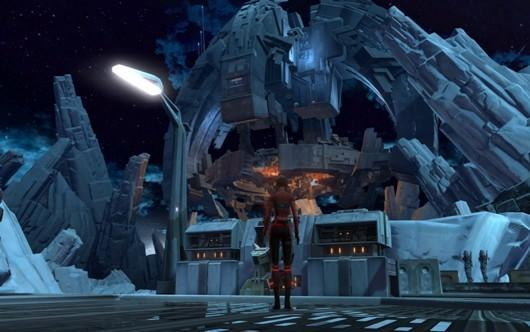 Massively does Geek Week: Take a scenic tour of SWTOR