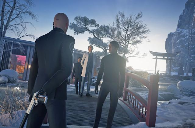First season of 'Hitman' ends on Halloween, in Japan