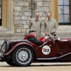 Britain's Prince Philip still driving at 97