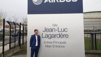 Johor aims to become location of Airbus maintenance facility