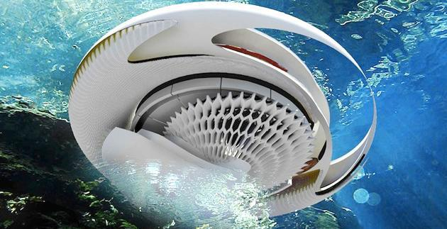 Inhabitat's Week in Green: hydroelectric house, human hamster wheel and a saltwater-powered car