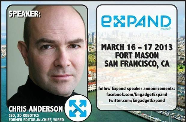 Live from Expand: Robopocalypse: Now (video)