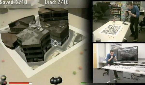 Tegra might power Zune HD, definitely does augmented zombie reality