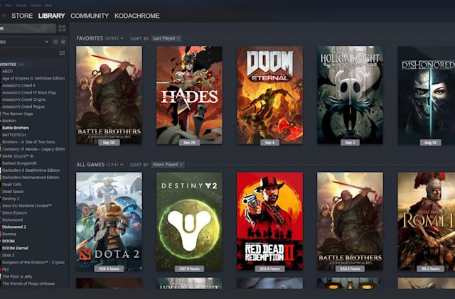 Valve patched Steam bugs that could have allowed hackers to take over PCs