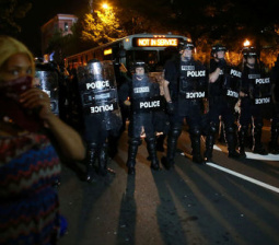 Charlotte protesters keep marching after police release shooting video