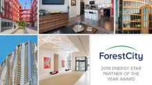 Forest City earns 2018 ENERGY STAR Partner of the Year award