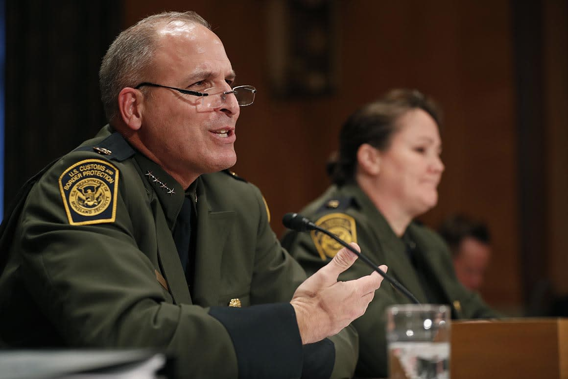Border chief: Mexico must step up immigration enforcement