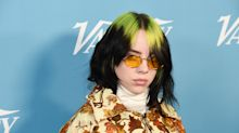 Billie Eilish says her connection to her body is 'the most toxic relationship you could even imagine'