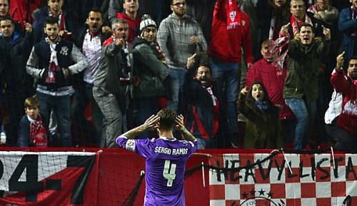 Primera Division: Ramos-Beleidigungen: Blocksperre für Sevilla
