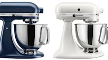 Shop majorly discounted KitchenAid appliances now —up to 40 percent off!