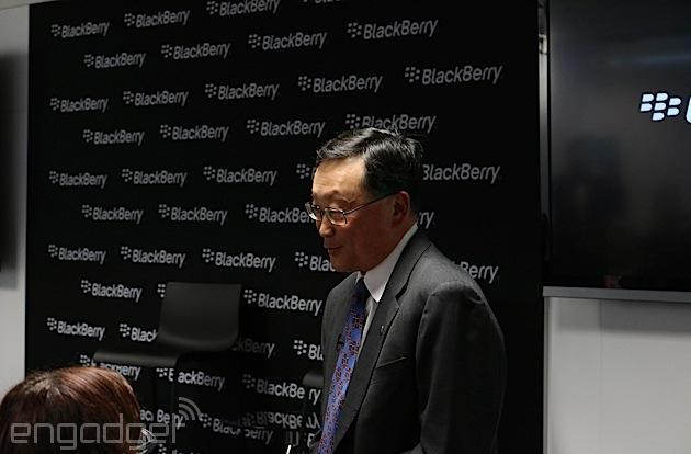 BlackBerry announces the Classic with physical keyboard and trackpad, coming later this year