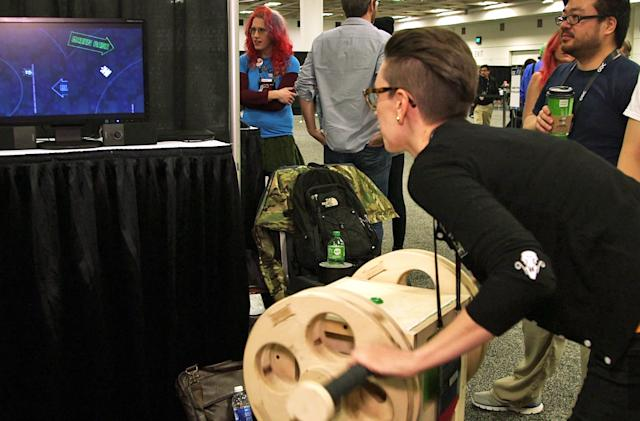 The world of weird video games at Alt.Ctrl.GDC