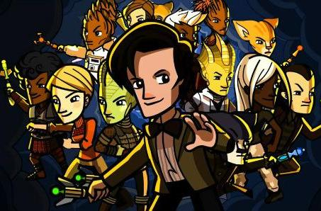 Hold tight and pretend it's a plan! Doctor Who MMO shutting down