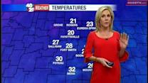 Laura's Weather Webcast Mar. 26th
