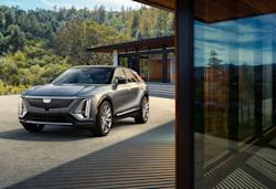 Cadillac's Lyriq EV will boast 300-plus miles of range