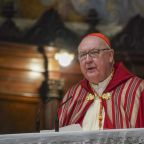 US cardinal at Vatican prays for Floyd, and America's future