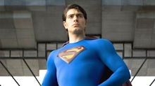 'Superman Returns' star Brandon Routh talks about how his Man of Steel sequel didn't pan out