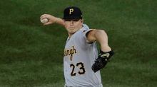 Pirates RHP Mitch Keller departs with left side discomfort