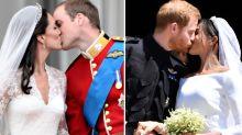 Batalha de noivas: quem arrasou mais na realeza?
