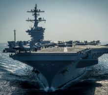 Xi urges 'restraint' over N. Korea as US carrier approaches