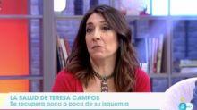 """Carmen Ro: """"Han conseguido hacer fotos a María Teresa Campos en silla de ruedas y con un parche en el ojo"""""""
