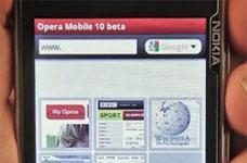 Opera Mobile 10 for Android now available, but not to you