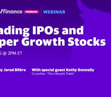 Yahoo Finance Premium Webinars: Trading IPOs and super growth stocks